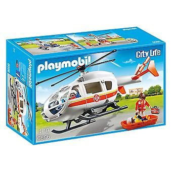 Playmobil 6686 Rescue Helicopter