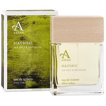 Sal de mar de Machrie Arran y Jara Eau de Toilette 100ml