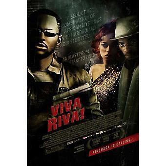 Viva Riva Movie Poster Print (27 x 40)