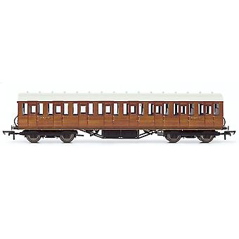 Hornby RailRoad LNER Thompson Non-Corridor 3rd Class Coach