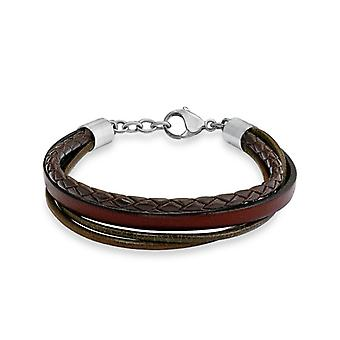 s.Oliver jewel children and adolescents bracelet leather SOK128/1 - 487306