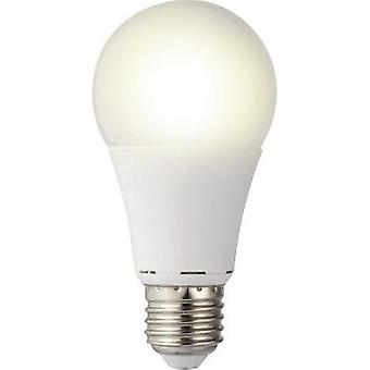 LED (monochrome) Sygonix 230 V E27 9.5 W = 60 W Warm white EEC: A+ Arbitrary (Ø x L) 60 mm x 119 mm 1 pc(s)