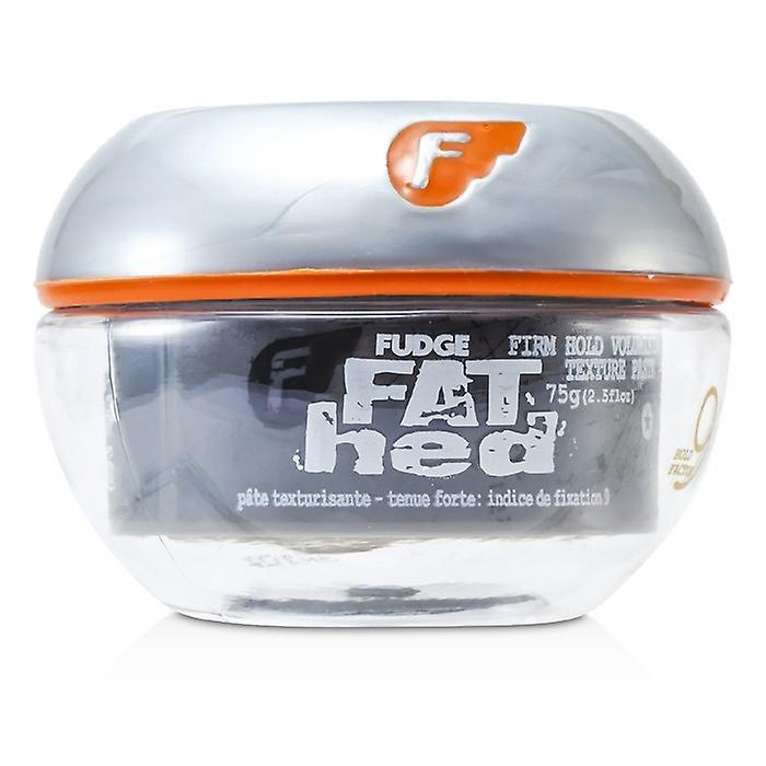 Fudge Fat Hed (Firm Hold Volumising Texture Paste) 75g / 2.5oz
