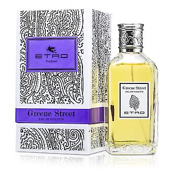 Etro Greene Street Eau De Toilette Spray 100ml / 3.3 oz