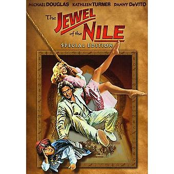 Jewel of the Nile [DVD] USA import