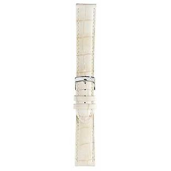 Morellato Strap Only - Larice Grana Ivory 20mm A01U3936A70026CR20 Watch
