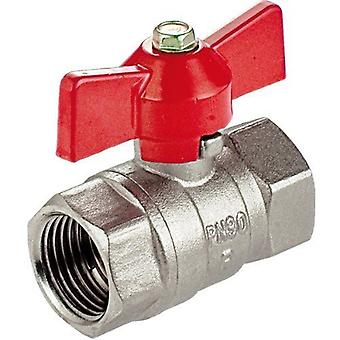 1inch BSP Female Water Valve Red Handle