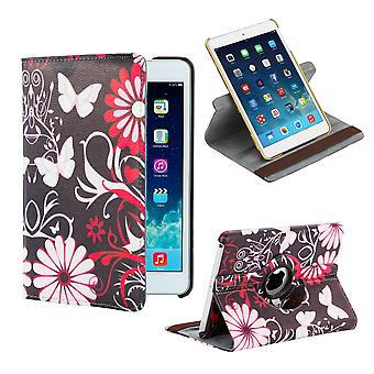 360 degree design case cover for iPad 2/3/4 - Gerbera