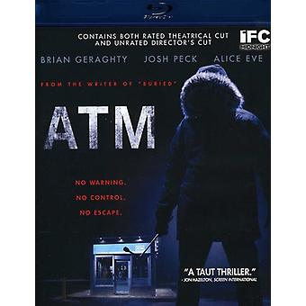 ATM [BLU-RAY] USA import