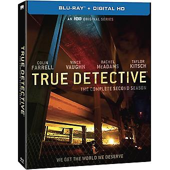 True Detective: Säsong 2 [Blu-ray] USA import