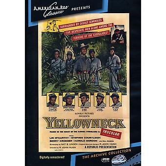 Yellowneck (1955) [DVD] USA importerer