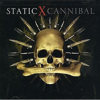 Static-X - importation USA Cannibal [CD]