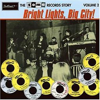 Soma Records Story - Soma Records Story: Vol. 2-Bright Lights Big City [Vinyl] USA import