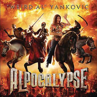 Weird Al Yankovic - Alpocalypse [CD] USA importerer