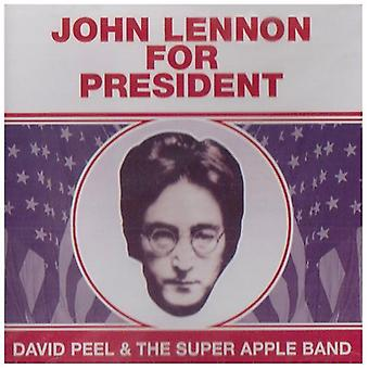 David Peel & Apple Band - John Lennon til formand [CD] USA import