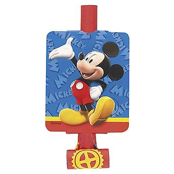 Mickey Mouse Clubhouse Blowouts [8 per paket]