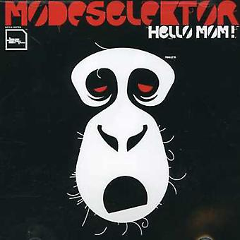 Modeselektor - Hej mor! [CD] USA import
