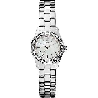 GUESS Ladies Stainless Steel orologio W0025L1