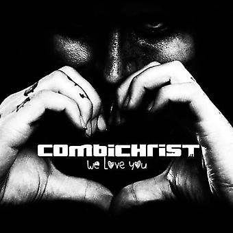 Combichrist - We Love You [CD] USA import