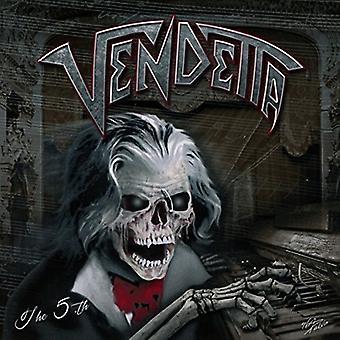 Vendetta - 5 [CD] USA importerer