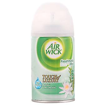 Air Wick udskiftning Touch Freshmatic luksus bambus # 250 ml
