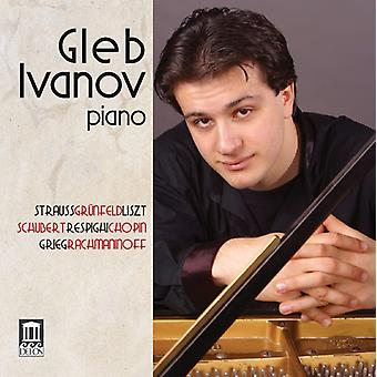 Chopin, F. / Ivanov, Gleb - Gleb Ivanov [CD] USA import