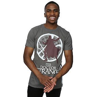 Marvel mannen dokter vreemd silhouet T-Shirt
