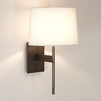 Astro San Marino Solo Wall Light Bronze