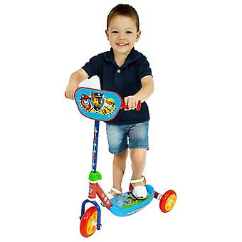 Saica Paw Patrol scooter 3 Wheels (Outdoor , On Wheels , Scooters)