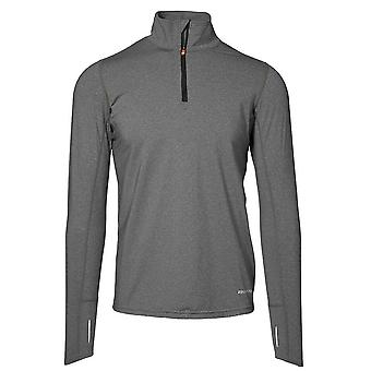 ID Mens Warm Long Sleeve Training Jersey Sweatshirt