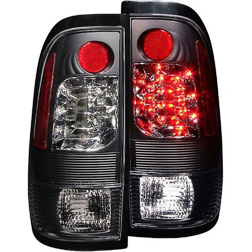 Anzo USA 311027 Ford Heritage noir LED Tail Light Assembly - (Sold in Pairs)