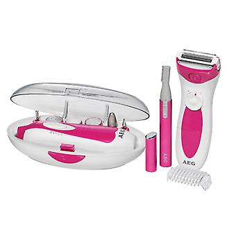 AEG manicure pedicure Set LBS 5676