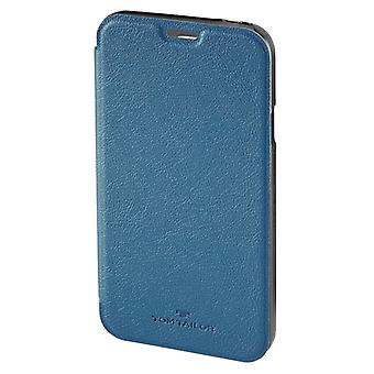 Tom Tailor Booklet New Basic Voor Samsung Galaxy S5 (Neo) Skyblue