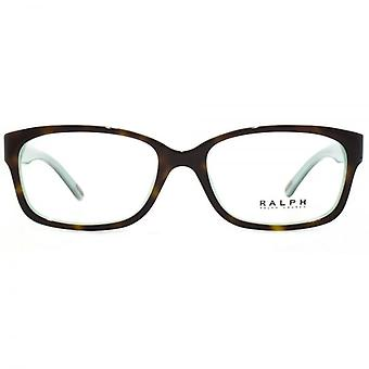 Ralph By Ralph Lauren RA7035 Glasses In Havana Aquamarine