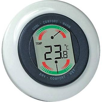 Thermo-hygrometer Techno Line WS 9412 White
