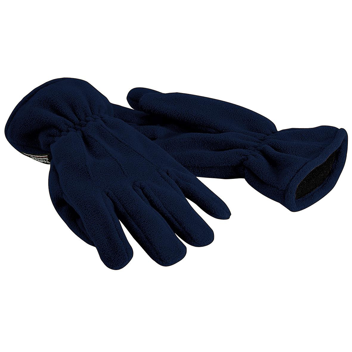Beechfield Unisex Suprafleece Anti-Pilling Thinsulate Thermal Winter Gloves