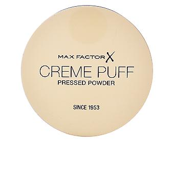Max Factor Creme Puff pressée poudre bougie Glow Womens Make Up