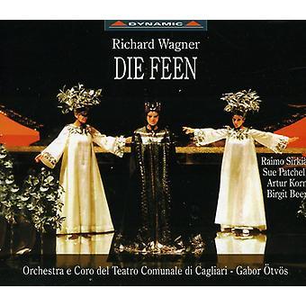 R. Wagner - Wagner: Importación Die Feen [CD] Estados Unidos
