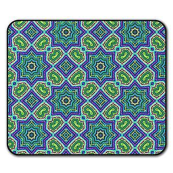 Spirit Pattern  Non-Slip Mouse Mat Pad 24cm x 20cm | Wellcoda