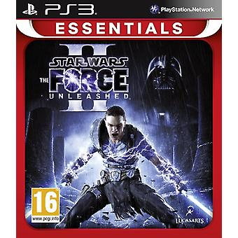 Star Wars Force Unleashed II (PS3)