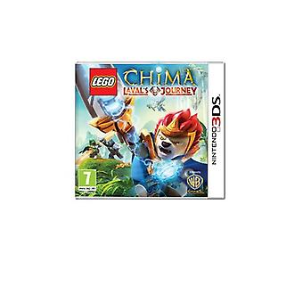 LEGO Legends of Chima Lavals Journey (Nintendo 3DS)
