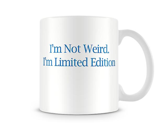 Imprimé Limited Edition Tasse