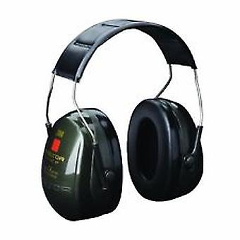 3M H540A-411-Sv 3M Peltor Optime Iii Ear Muff Headband Black