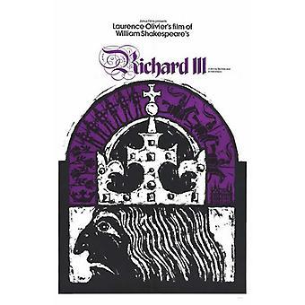 Richard III filmaffisch (11 x 17)