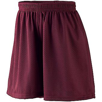 Augusta 859-C Girls Tricot Mesh Short/Tricot Lined