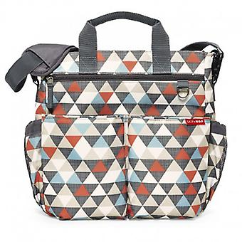 Nikidom Bolso de Pañales Duo Triangle (Childhood , Diaper and changers , Stroller Bags)