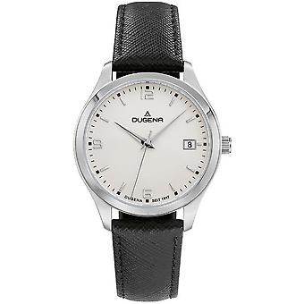 Dugena watch traditional classic safe woman 4460864