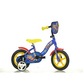 DINO Bikes Fireman Sam 10inch Bicycle