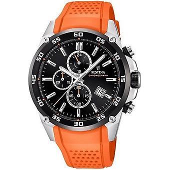FESTINA - men's watch - F20330/4 - the originals - chronograph