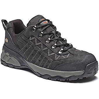 Dickies Mens Gironde Safety Composite Toe Cap Midsole Leather Trainers